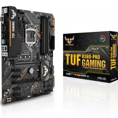 Bo mạch chủ Motherboard Mainboard Asus TUF B360-PRO GAMING