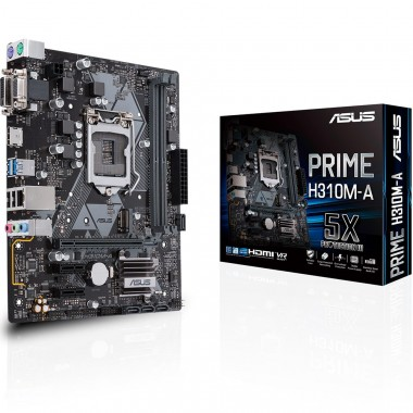 Bo mạch chủ Motherboard  Mainboard Asus Prime H310M-A