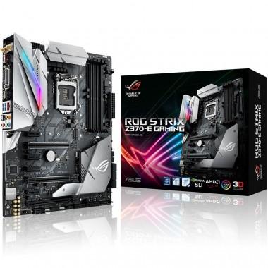 Bo mạch chủ MotherboardMainboard Asus Rog Strix Z370-E Gaming