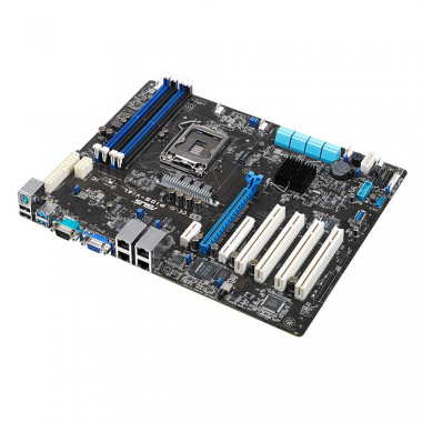 Bo mạch chủ Motherboard Mainboard Asus Server P10S-V/4L