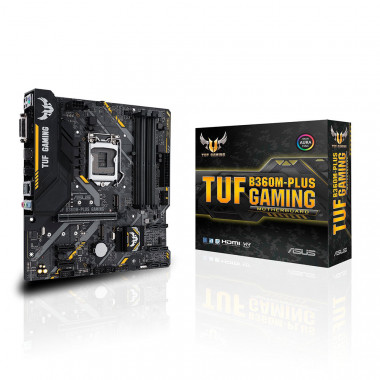 Bo mạch chủ Motherboard  Mainboard Asus TUF B360M-PLUS GAMING