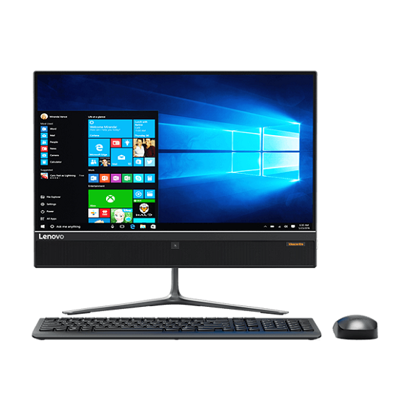 Máy tính để bàn PC Desktop All in one Lenovo IdeaCentre AIO 510-22ISH-F0CB00WSVN (G4560T) Black