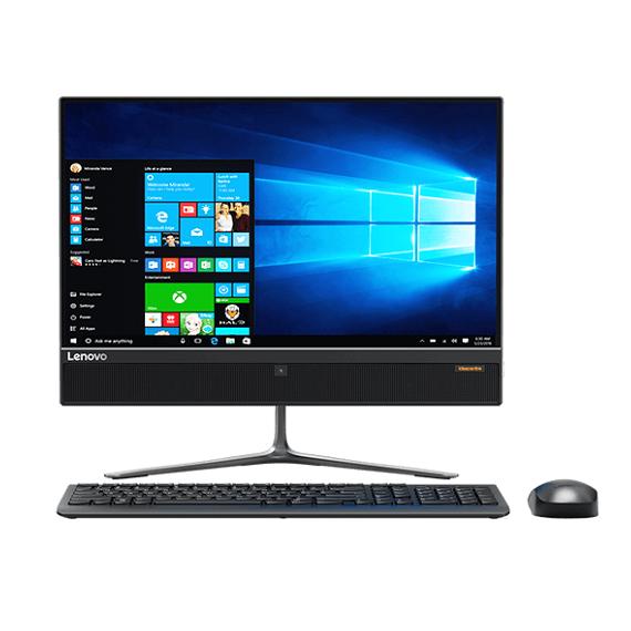 Máy tính để bàn PC Desktop All in One Lenovo IdeaCentre AIO 520-22IKU (F0D50082VN) i3-6006U (Black)