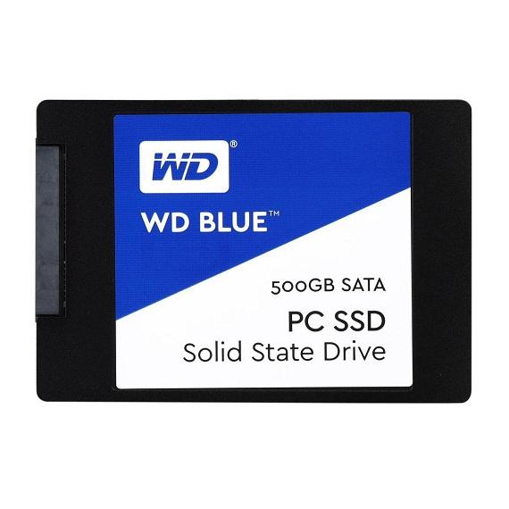 Ổ cứng Western Digital SSD WD Blue 500GB WDS500G1B0ASata III 2.5 inch