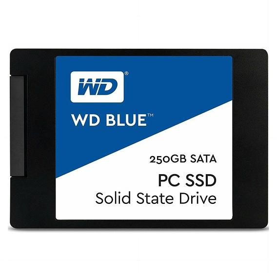 Ổ cứng SSD Western Digital WD Blue 250GB WDS250G1B0ASata III 2.5 inch