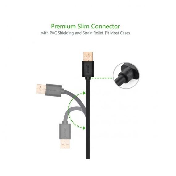 Cáp micro USB dài 1m chính hãng Ugreen 10836 cao cấp