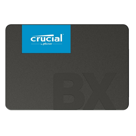 Ổ cứng SSD Crucial BX500 240GB CT240BX500SSD1 SATA III 3D NAND 2.5 inch