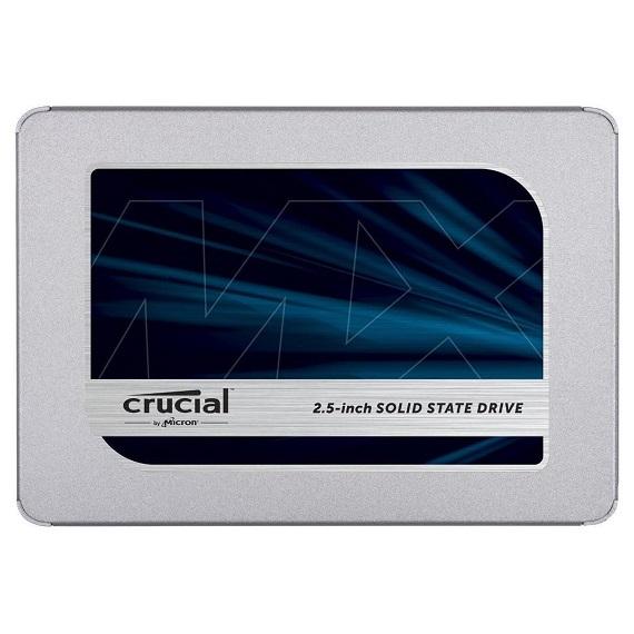 Ổ cứng SSD Crucial MX500 3D NAND 1TB SATA III 2.5 inch