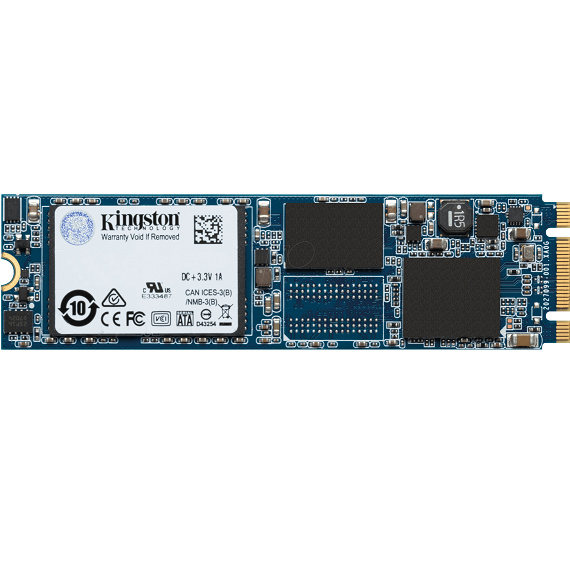 Ổ cứng SSD Kingston UV500 3D-NAND 120GB SUV500M8/120G (M.2 2280) M.2 SATA III