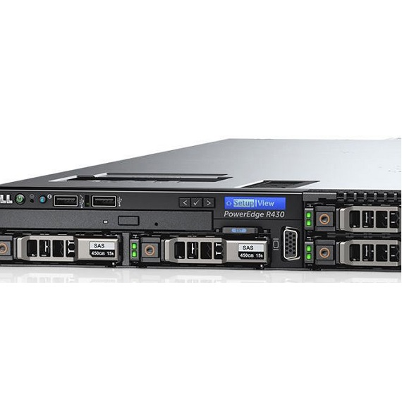 Máy chủ Server DELL PowerEdge R430 3.5 E5-2609 v3