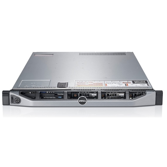 Máy chủ Server Dell PowerEdge R630 - 1x E5-2609v3 RAM 8GB H730 2.5
