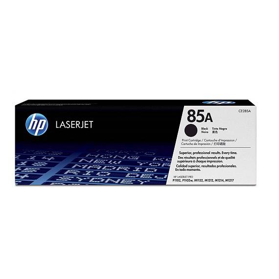 Mực in HP 85A (CE285A) dùng cho máy in HP LaserJet Pro M1132 MFP / 1212NF / P1102 / P1100