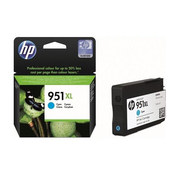 Mực in HP 951XL (CN046A) - Màu xanh dùng cho HP 8100, 8600 , 276DW , 251DW