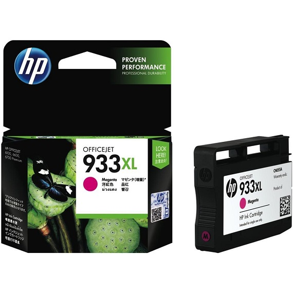 Mực HP 933XL (CN055AA) màu đỏ dùng cho máy HP 6100, 6700, 6600, 7110, 7610