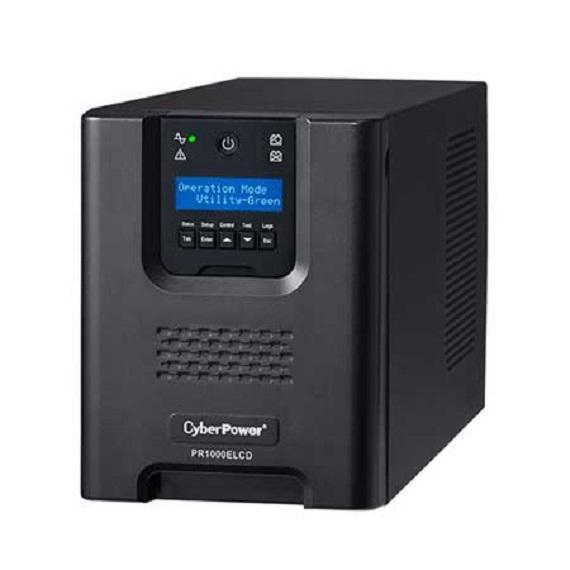 Bộ Lưu Điện UPS CyberPower PR1000ELCD 1000VA/900W Chính Hãng