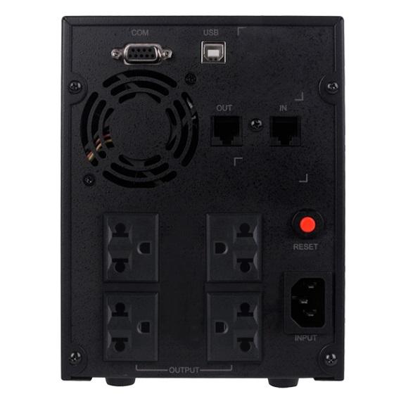 Bộ Lưu Điện UPS CyberPower PR1500ELCD Line-Interactive 1500VA/1350W