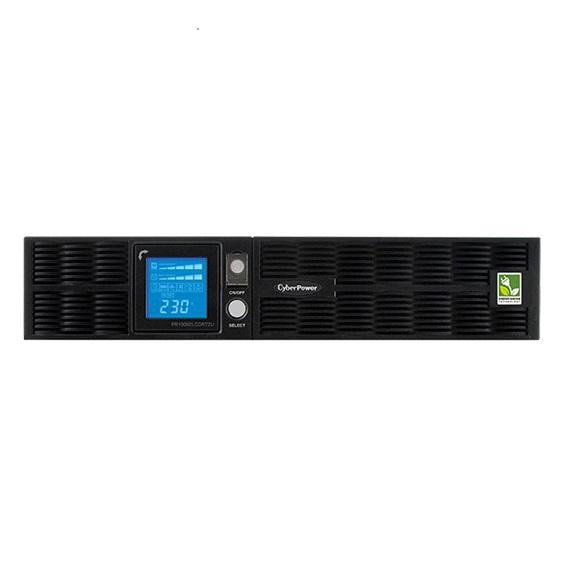 Bộ Lưu Điện UPS CyberPower PR1000ELCDRT2U  Chính Hãng