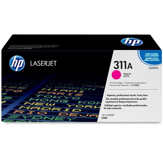Mực in HP 311A (Q2683A) màu hồng dùng cho máy in HP CLJ 3700