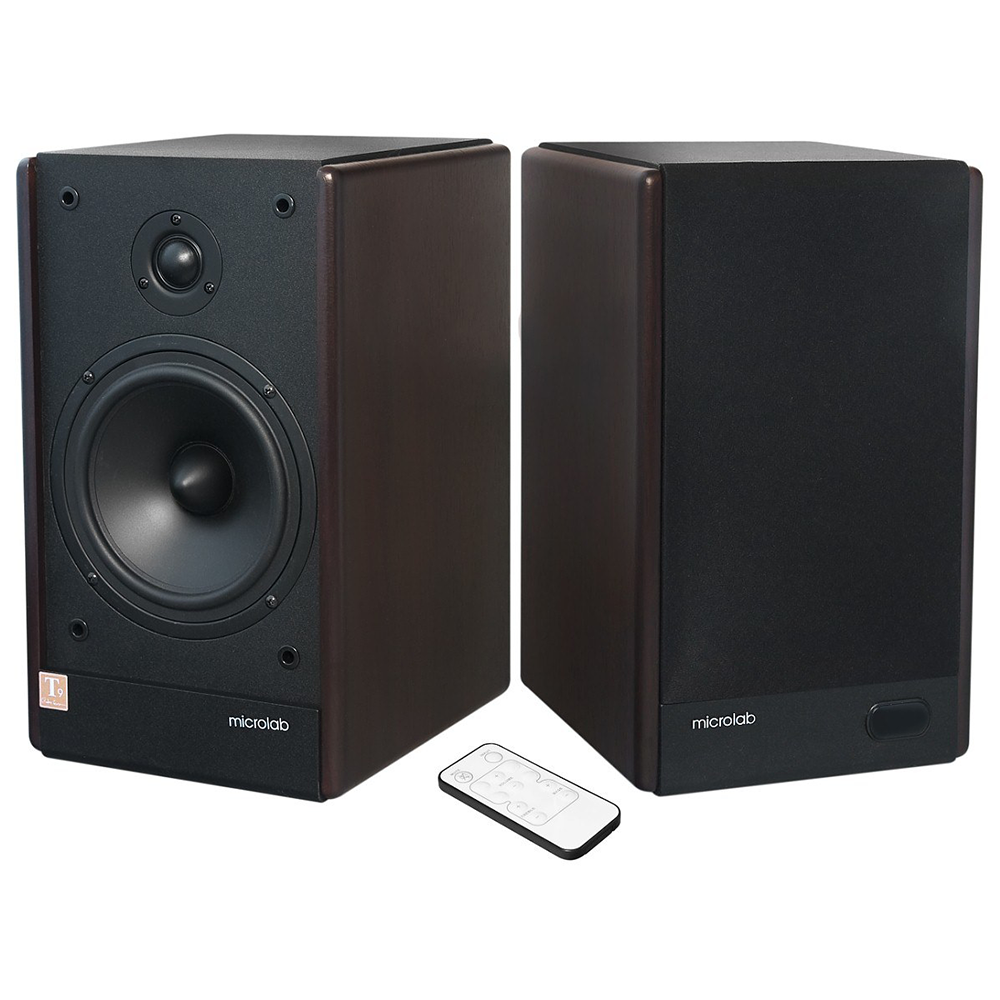 Loa Vi Tính Computer speakers Microlab Solo 6C (2.0)
