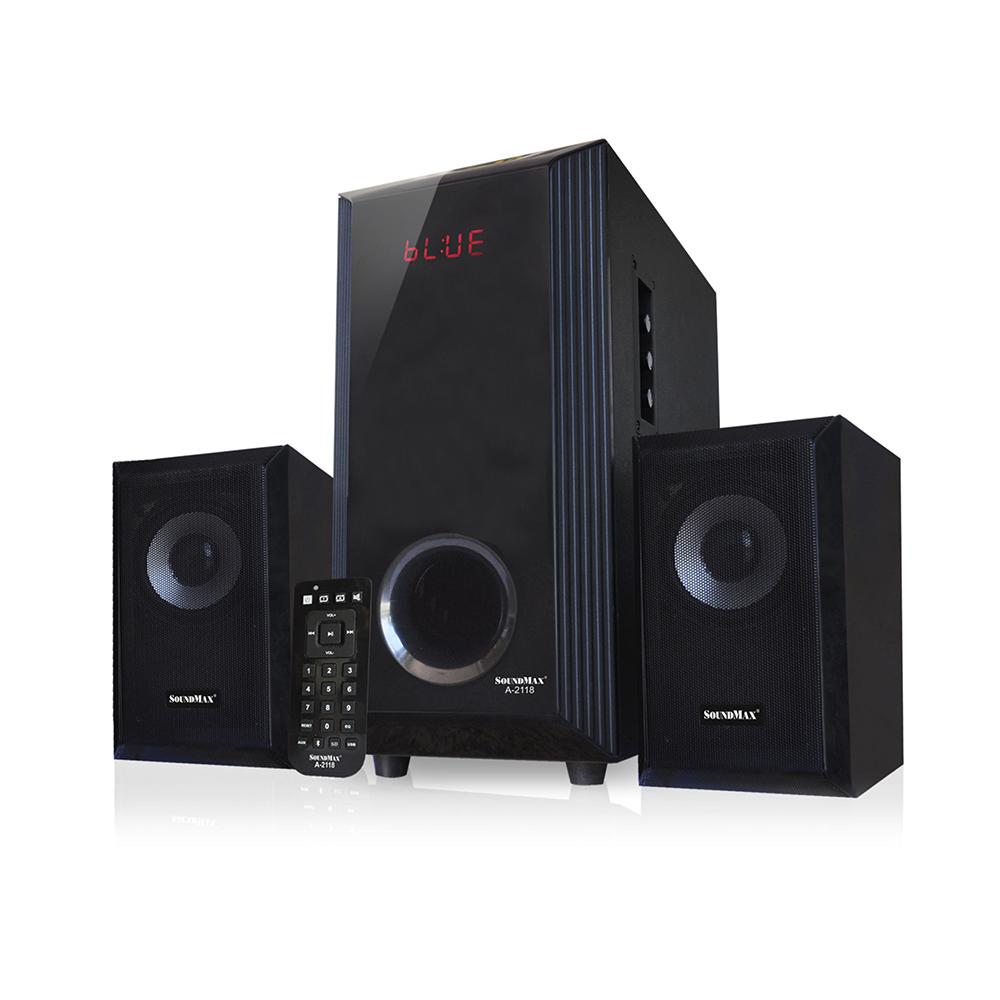 Loa Ví Tính Soundmax A2118 (2.1) computer speakers