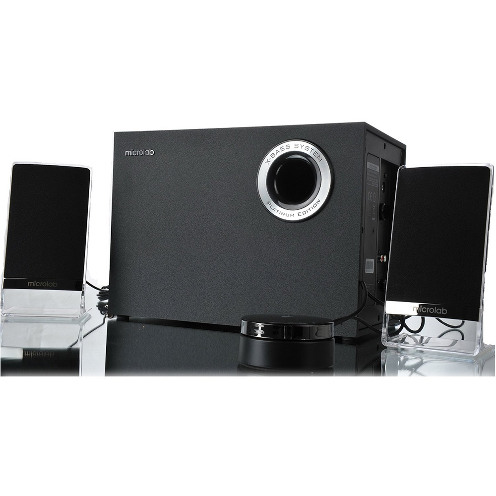 Loa vi tính Bluetooth Microlab M200BT (2.1) computer speakers