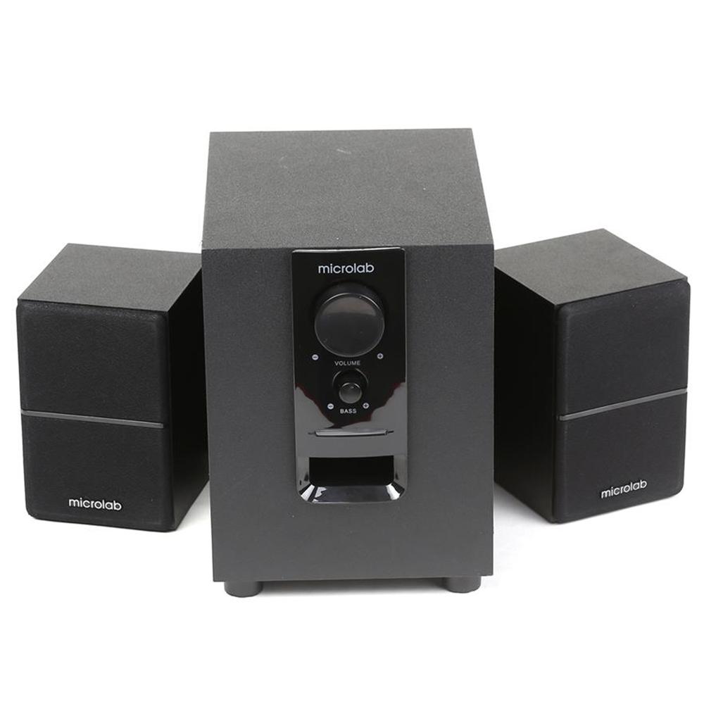 Loa vi tính Microlab M106BT 2.1 computer speakers