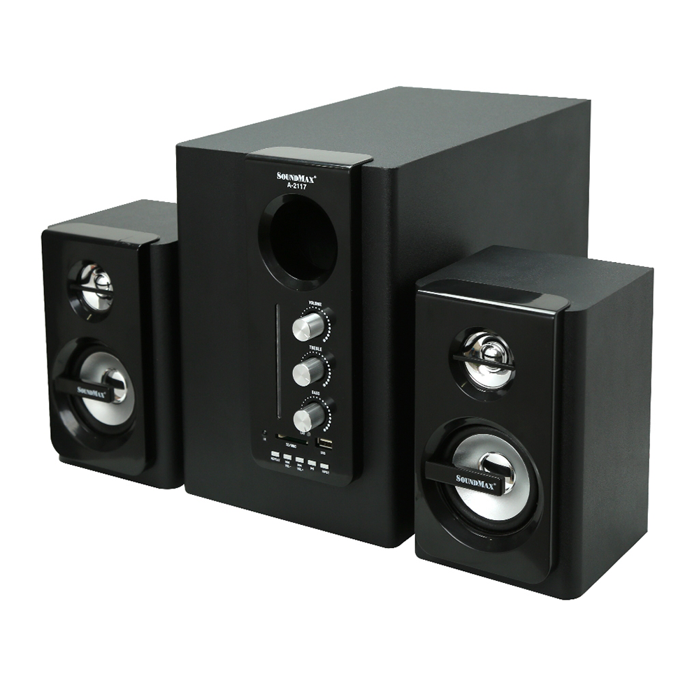 Loa vi tính Soundmax A2117 (2.1) computer speakers