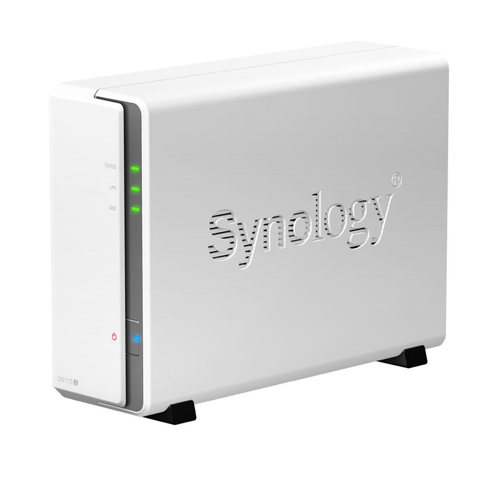 THIẾT BỊ LƯU TRỮ - STORAGE  NAS SYNOLOGY DS119J