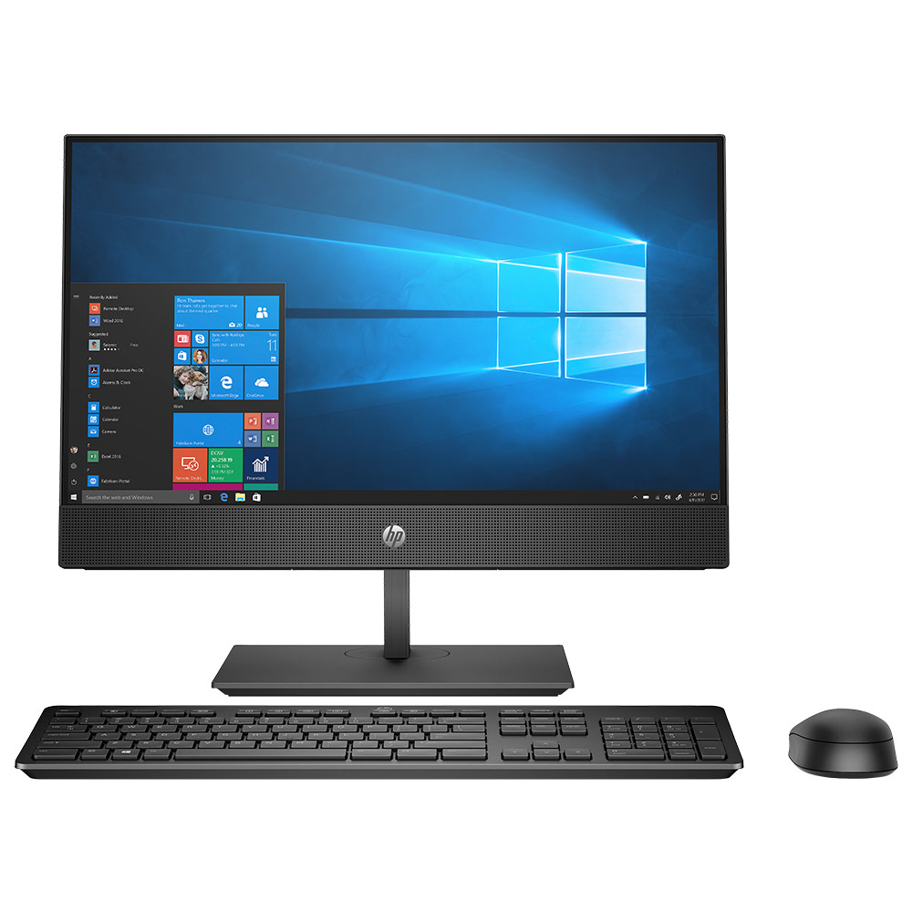 Máy tính All in One AIO PC HP ProOne 600 G4 i5-8500 5AW49PA