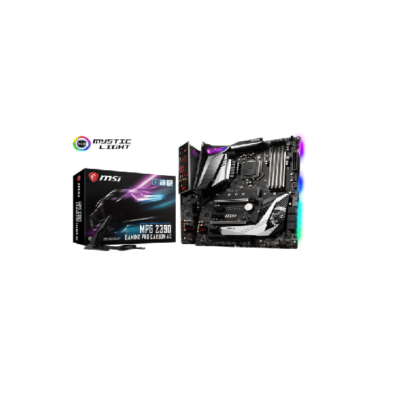 Bo mạch chủ Motherboard Mainboard MSI MPG Z390 GAMING PRO CARBON AC