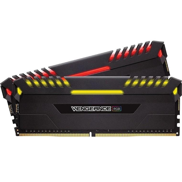 Bộ nhớ trong RAM desktop CORSAIR Vengeance RGB Pro CMW16GX4M2C3000C15 (2x8GB) DDR4 3000MHz