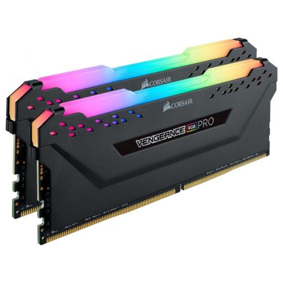 RAM desktop CORSAIR Vengeance RGB Pro CMW16GX4M2C3200C16W (2x8GB) DDR4 3200MHz