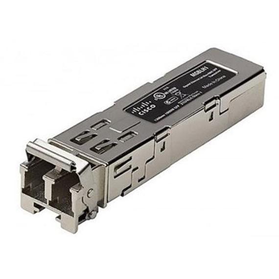 Cisco SFP MGBLH1 1000BASE-LH 1310nm 40km SMF transceiver