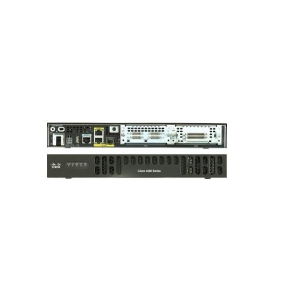 Thiết bị định tuyến Cisco ISR4221-SEC/K9