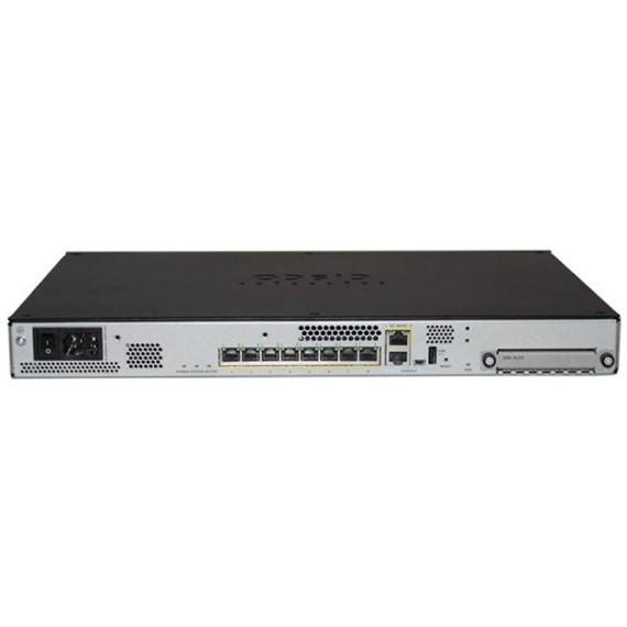 Firewall Cisco ASA5508-K9 5508-X with FirePOWER services, 8GE, AC, 3DES/AES