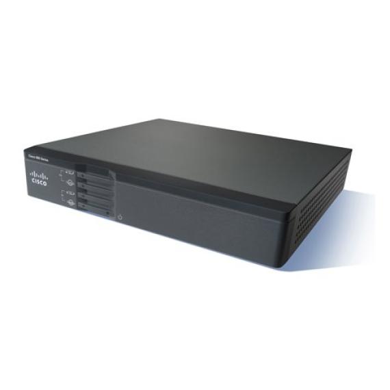 Cisco 867VAE Secure router with VDSL2/ADSL2+ over POTS CISCO867VAE-K9