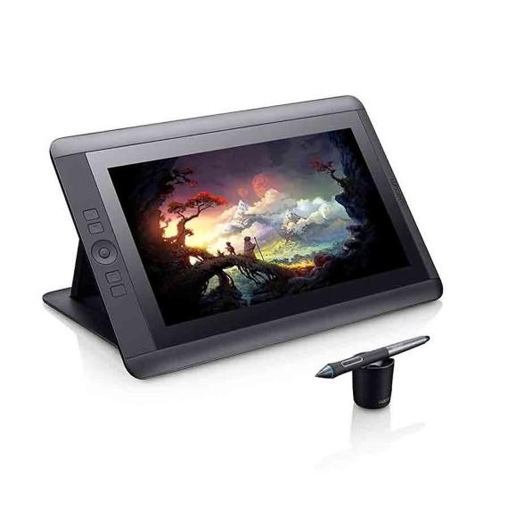 Wacom Cintiq 13HD Interactive Pen Display [New Model: DTK-1301]