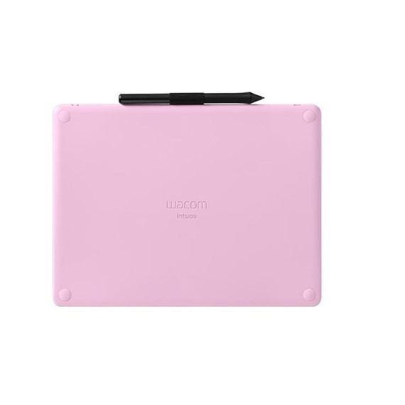 Bảng vẽ Wacom Intuos, Medium Bluetooth - Berry (CTL-6100WL/P0-CX)