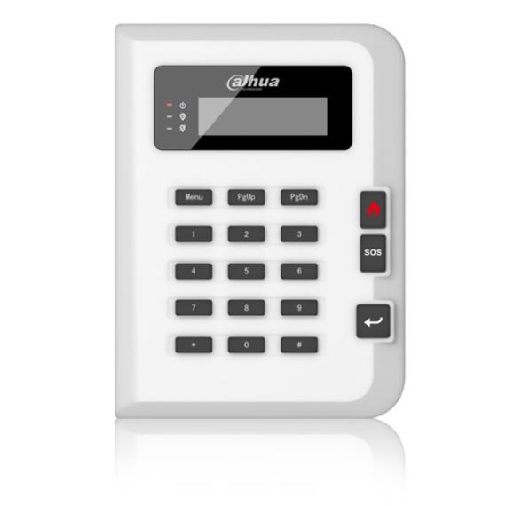 Bàn điều khiển tủ báo động DAHUA ARK10C