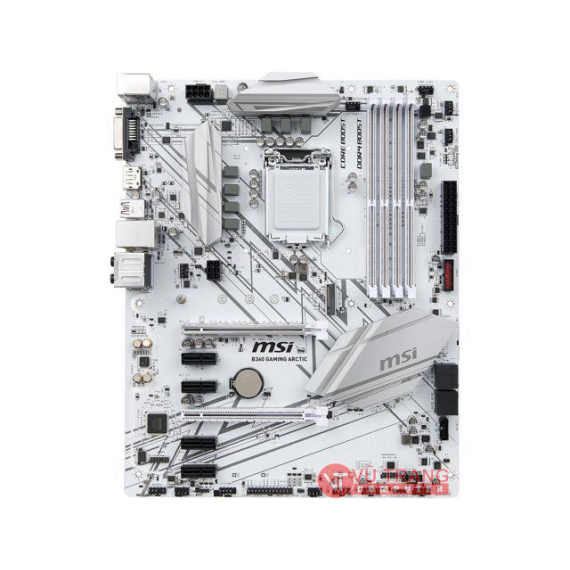 Mainboard MSI B360 Gaming Arctic – Socket 1151v2