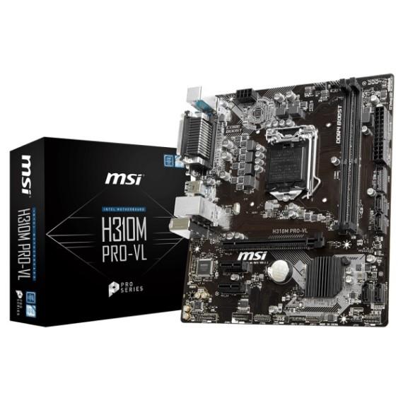 Mainboard MSI H310M PRO-VL