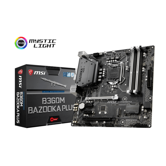 Mainboard MSI B360M BAZOOKA PLUS