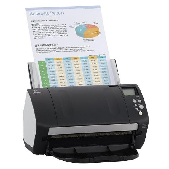 Máy quét hai mặt Fujitsu Scanner fi-7160 (PA03670-B051)