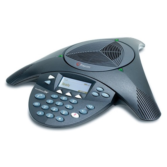 Điện thoại hội nghị Polycom SoundStation 2 DUO