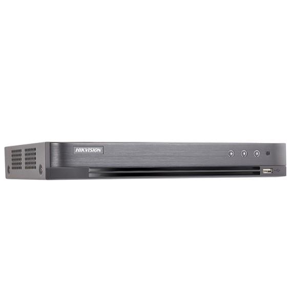 Đầu ghi hình Hybrid TVI-IP 4 kênh TURBO 5.0 HIKVISION iDS-7204HQHI-K1/2S