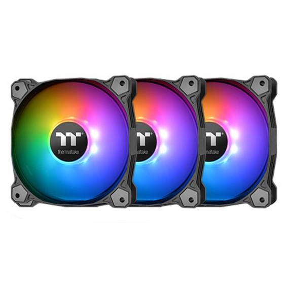 Fan Thermaltake Pure Plus 12 RGB (3-Fan Pack)