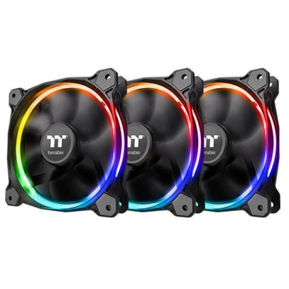 Fan Thermaltake Riing 12 LED RGB (3-Fan Pack)