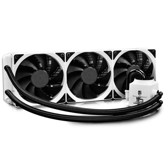 Tản nhiệt chất lỏng Deepcool Captain 360 EX RGB White 1