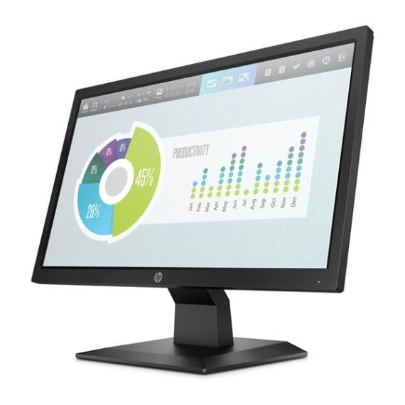 """Màn hình máy vi tính 19.5"""" HP P204v 5RD66AA"""