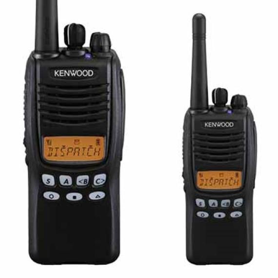 Máy bộ đàm cầm tay Kenwood TK-2317-M2 VHF 128 kênh 5W
